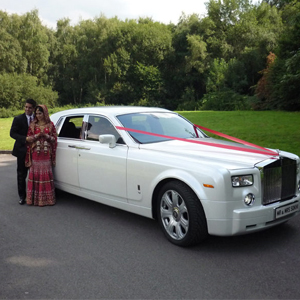 Wedding Limo Hire Essex